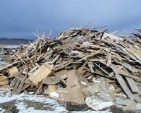 New Option For Recycling Wood & Yard Waste