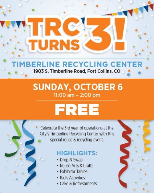 Timberline Recycling Center || City of Fort Collins