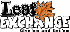 Fort Collins Leaf Exchange logo