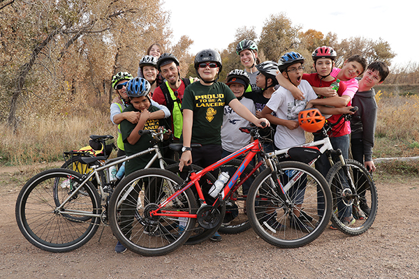 Lincoln Middle School Bike Club -- Fall 2018