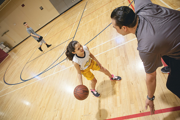Volunteer Coaching with Recreation