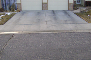 Sidewalk Curb And Gutter Repairs City Of Fort Collins