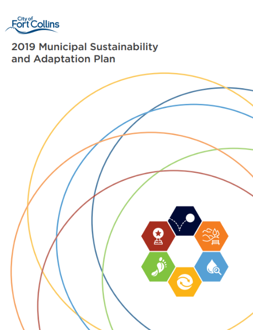 Municipal sustainability action plan