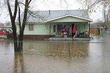 Flooding History