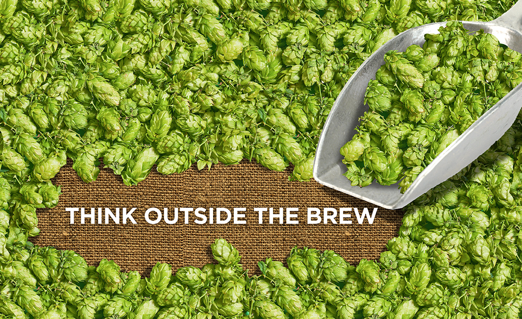 Hops - Think Outside the Brew