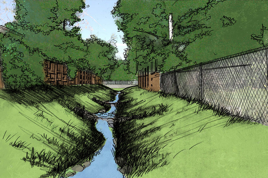 Rendering of Clearview Channel improvements