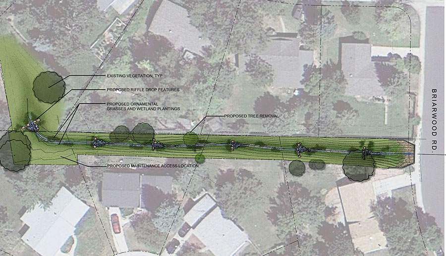 Clearview Channel Plan Rendering