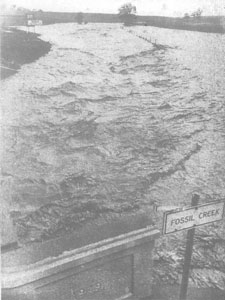Flooding History