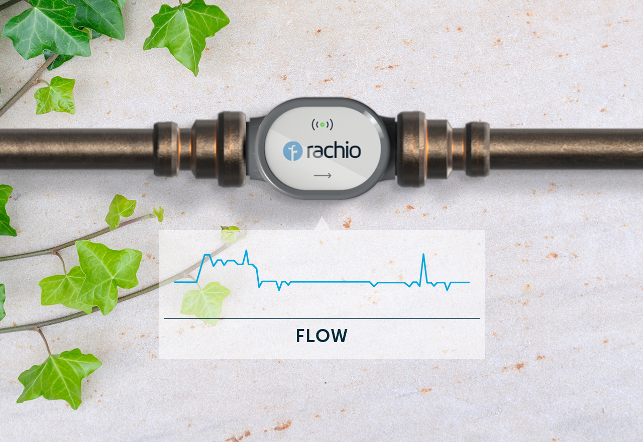 Rachio Wireless Flow Meter